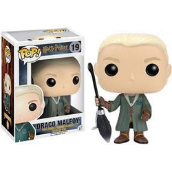Harry Potter Funko Pop! Draco Malfoy (Quidditch) #19
