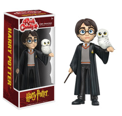 Harry Potter Funko Rock Candy Harry with Hedwig