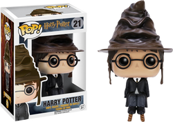 Harry Potter Funko Pop! Harry Potter (Sorting hat) #21