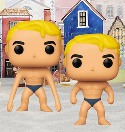 Hasbro Funko Pop! Stretch Armstrong CHASE & Common (Pre-Order)