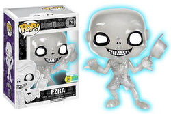 Haunted Mansion Funko Pop! Ezra (Convention Sticker)