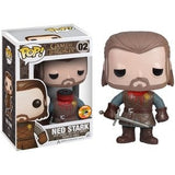 Big Apple Collectibles Funko Headless Ned Stark (x2) ~ Game of Thrones GRAND FINALE Box ~ Daenerys' Wake ~ Mystery Box - FREE Shipping!