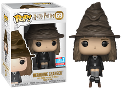 Harry Potter Funko Pop! Hermione Granger (Sorting Hat) (Shared Sticker) #69