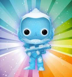 Batman & Robin Funko Pop! Mr. Freeze (Glitter) (2020 Shared Sticker) #342 (Pre-Order)
