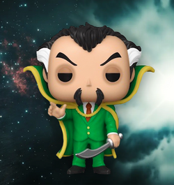 Batman Funko Pop! Ra's Al Ghul (with Sword) (2020 Shared Sticker) #345 (Pre-Order)