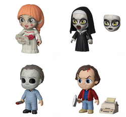 Horror Funko 5 Star Series 2 Complete Set of 4 (Pre-Order)