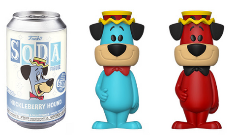 Hanna-Barbera Funko Vinyl SODA Huckleberry Hound (Chance of Chase)