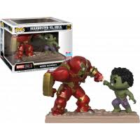 Marvel Funko Pop! Hulkbuster Vs. Hulk (Shared Sticker) #394