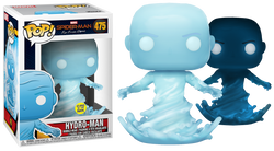 Spider-Man: Far From Home Funko Pop! Hydro-Man (GITD) #475