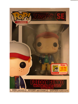Freddy Funko Pop! Dustin