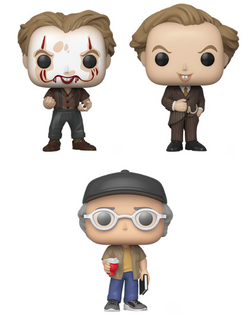 IT Chapter 2 Funko Pop! Complete Set of 3 (Pre-Order)
