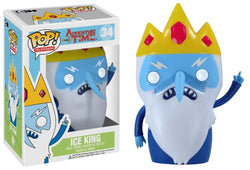 Adventure Time Funko Pop! Ice King #34
