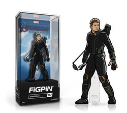 Avengers Endgame FiGPiN Hawkeye Collector Case #187