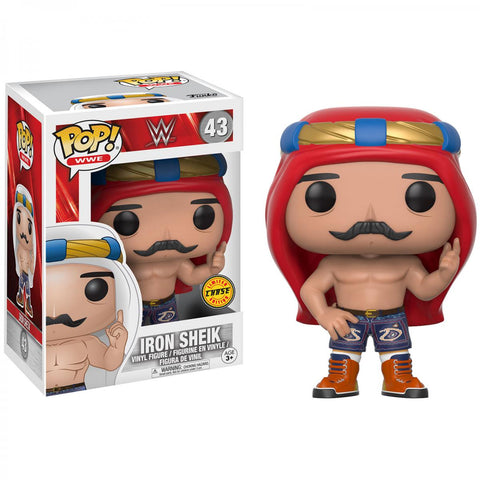 WWE Funko Pop! Iron Sheik CHASE #43