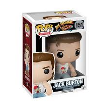 Big Trouble in Little China Funko Pop! Jack Burton