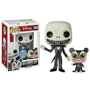 Nightmare Before Christmas Funko Pop! Jack & Vampire Teddy #158