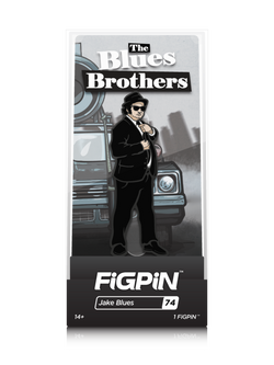 The Blues Brothers FiGPiN Jake Blues Collector Case #74