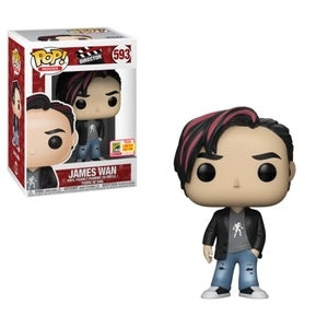 Director Funko Pop! James Wan #593