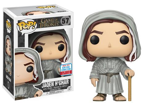 Game of Thrones Funko Pop! Jaqen H'ghar (Shared Sticker) #57