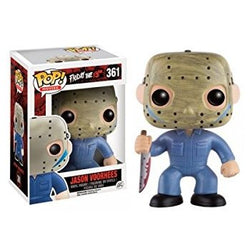 Friday the 13th Funko Pop! Jason Voorhees (Blue Outfit) #361