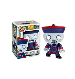 Jiangshi Hopping Ghosts Funko Pop! The Sheriff #07