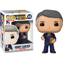 American History Funko Pop! Jimmy Carter #48