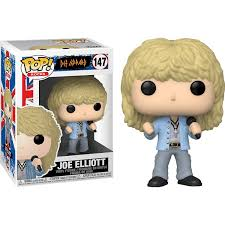 Def Leppard Funko Pop! Joe Elliott #147