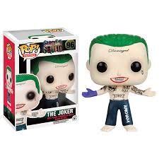 Suicide Squad Funko Pop! The Joker (Shirtless)