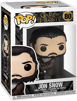 Game of Thrones Funko Pop! Jon Snow (with Longclaw) #80