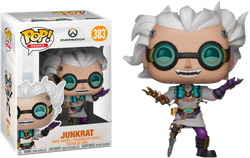 Overwatch Funko Pop! Junkrat (Junkenstein) #383