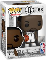 NBA Nets Funko Pop! Kevin Durant #63