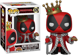 Deadpool Funko Pop! King Deadpool #326