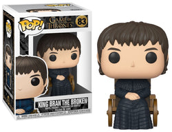 Game of Thrones Funko Pop! King Bran the Broken #83