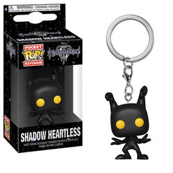 Kingdom Hearts Funko Pocket Pop! Keychain Shadow Heartless