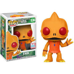 Land of the Lost Funko Pop! Enik (Shared Sticker) #536