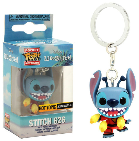 Lilo & Stitch Funko Pocket Pop! Keychain Stitch 626