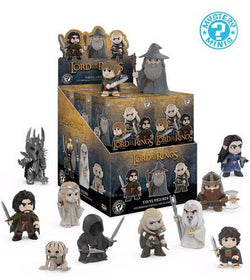 Lord of the Rings Funko Mystery Mini Blind Box - 12 Unit Display