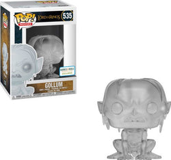 Lord of the Rings Funko Pop! Gollum (Invisible) #535