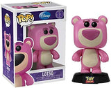 Big Apple Collectibles Funko Flocked Lotso ~ Disney / Toy Story ~Where's Andy? ~ Mystery Box - FREE Shipping!