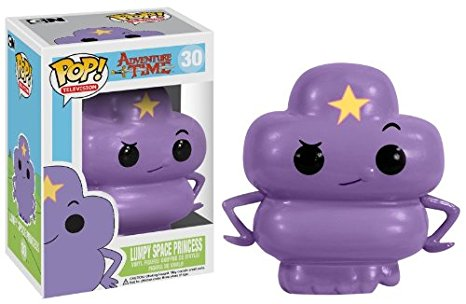 Adventure Time Funko Pop! Lumpy Space Princess