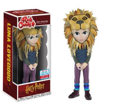 Harry Potter Rock Candy Luna Lovegood (Shared Sticker)
