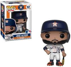 MLB Funko Pop! Jose Altuve #12