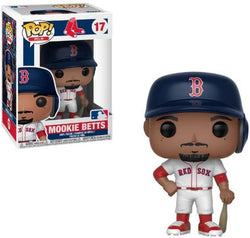 MLB Funko Pop! Mookie Betts #17