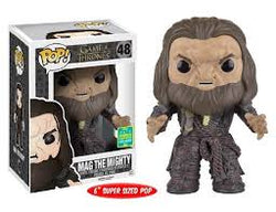 Game of Thrones Funko Pop! Mag the Mighty (Shared Sticker) #48