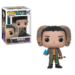 Saga Funko Pop! Marko with Sword #07