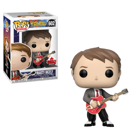 Back to the Future Funko Pop! Marty McFly (Guitar)