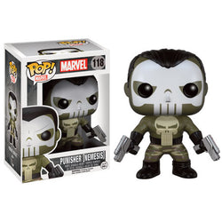 Marvel Funko Pop! Punisher (Nemisis) #118