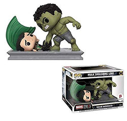 Marvel Studios Funko Pop! Hulk Smashing Loki (Movie Moment) #362