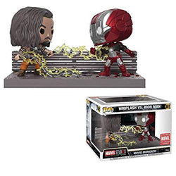 Marvel Studios Funko Pop! Whiplash Vs. Iron Man (Movie Moment) #361