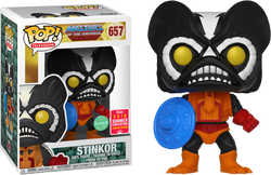 Masters of the Universe Funko Pop! Stinkor (Scented) (Shared Sticker) #657